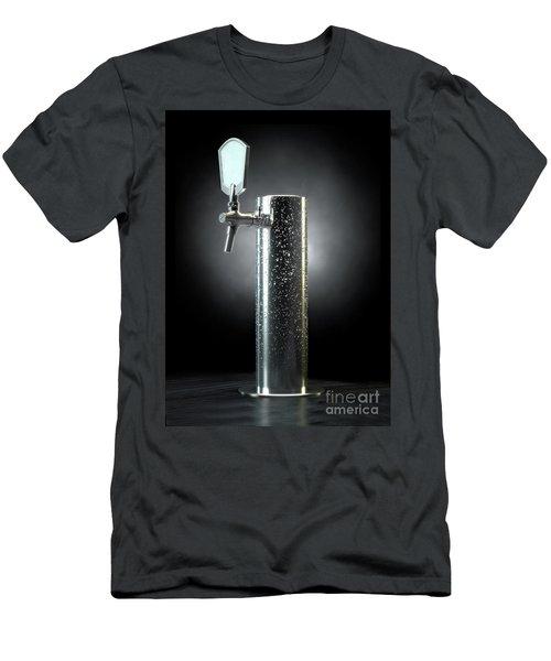 Beer Tap Condensation Men's T-Shirt (Athletic Fit)