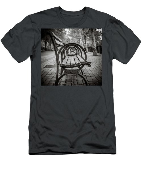 Bench Circles Men's T-Shirt (Athletic Fit)