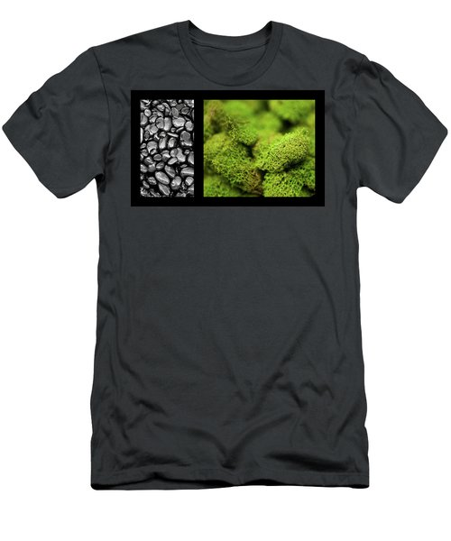Men's T-Shirt (Athletic Fit) featuring the photograph Bento Box 6 by Mark Shoolery