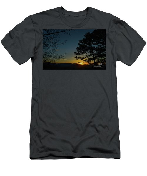 Beyond The Now Men's T-Shirt (Athletic Fit)