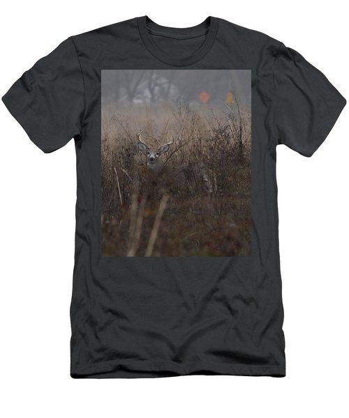 Big Buck Men's T-Shirt (Athletic Fit)