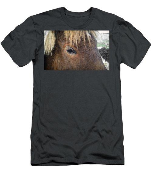 Big Eyes Men's T-Shirt (Athletic Fit)