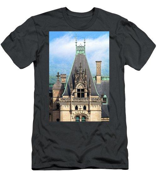 Biltmore Architectural Detail  Men's T-Shirt (Athletic Fit)