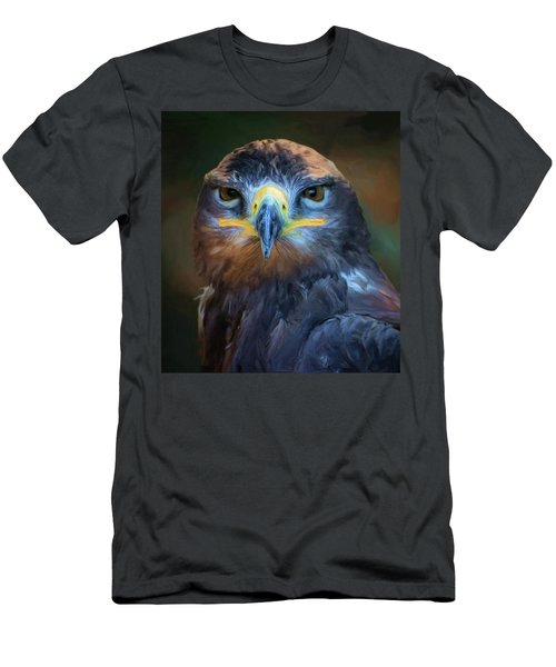 Birds - Lord Of Sky Men's T-Shirt (Athletic Fit)