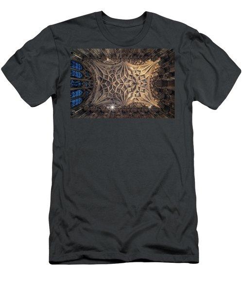 Bishop West's Chapel Men's T-Shirt (Athletic Fit)
