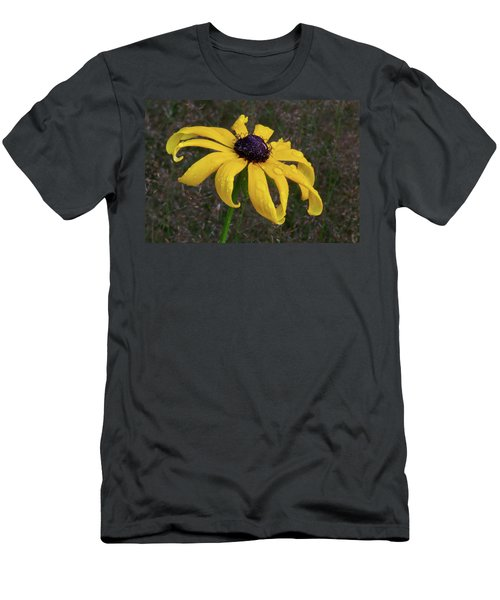 Men's T-Shirt (Athletic Fit) featuring the photograph Black Eyed Susan by Dale Kincaid