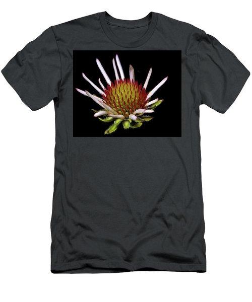 Black Sampson Men's T-Shirt (Athletic Fit)