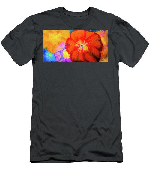 Bloom 2 Men's T-Shirt (Athletic Fit)