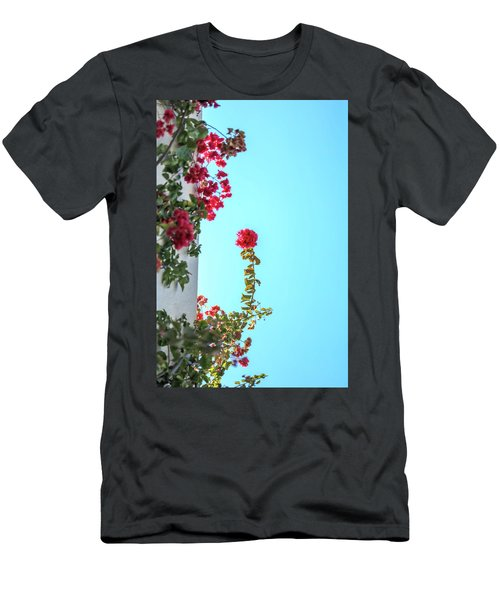 Blooming Beauty Men's T-Shirt (Athletic Fit)