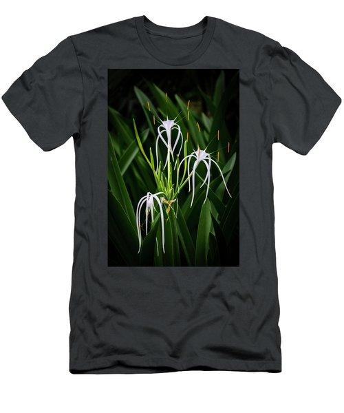 Blooming Poetry 4 Men's T-Shirt (Athletic Fit)