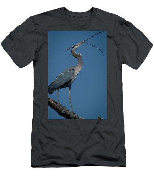 Blue Heron 2011-0322 Men's T-Shirt (Athletic Fit)