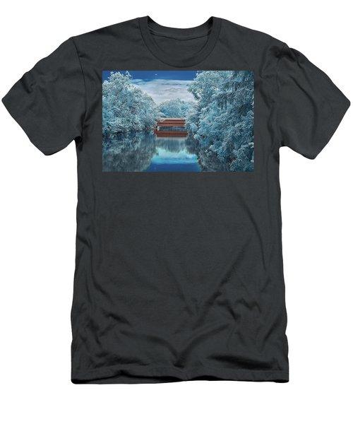 Blue Sach's Men's T-Shirt (Athletic Fit)
