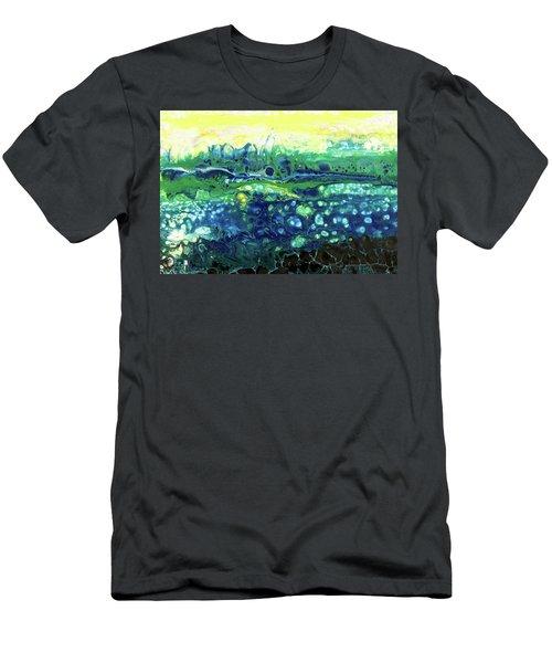 Blueberry Glen Men's T-Shirt (Athletic Fit)