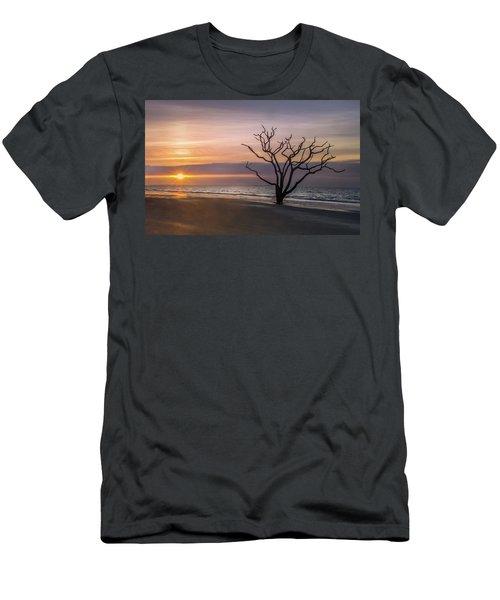 Botany Bay Sunrise Men's T-Shirt (Athletic Fit)