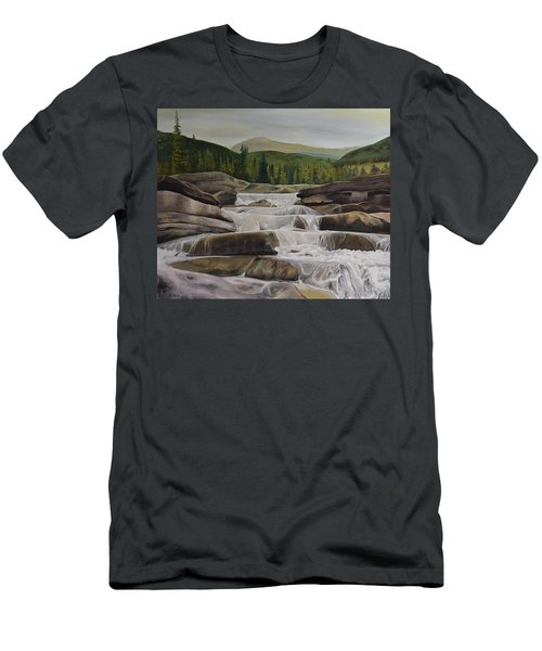 Bragg Creek Men's T-Shirt (Athletic Fit)
