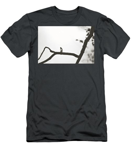 Men's T-Shirt (Athletic Fit) featuring the photograph Branching Out by Sue Collura
