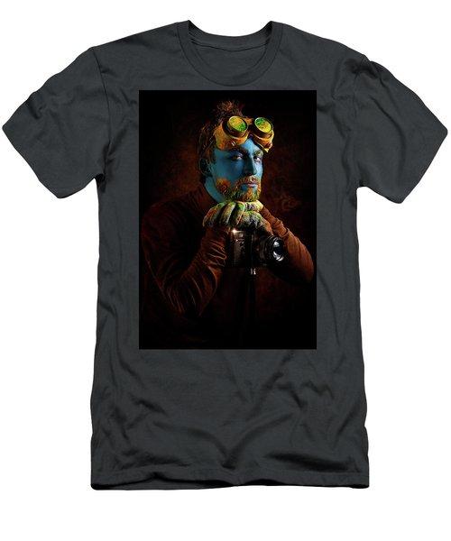 Break Men's T-Shirt (Athletic Fit)