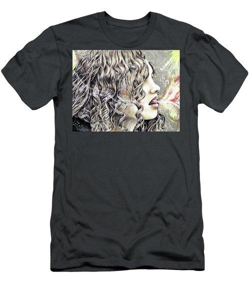 Breath Men's T-Shirt (Athletic Fit)