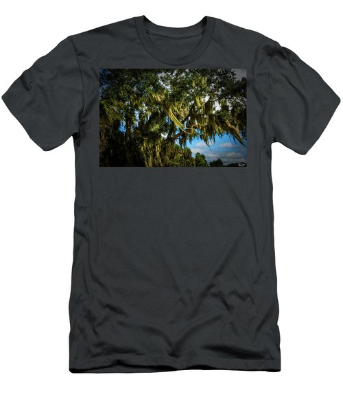 Breezy Florida Day Men's T-Shirt (Athletic Fit)