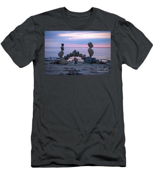 Bridge Between Men's T-Shirt (Athletic Fit)