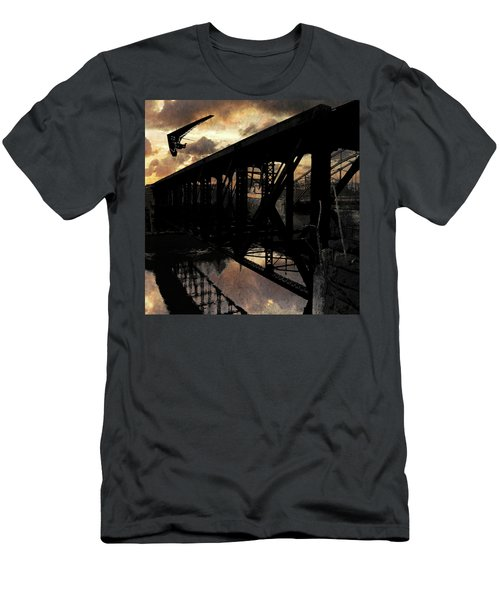 Bridge I Men's T-Shirt (Athletic Fit)