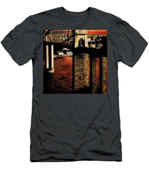 Bridge II Men's T-Shirt (Athletic Fit)