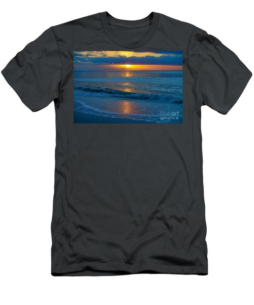 Brilliant Sunrise Men's T-Shirt (Athletic Fit)