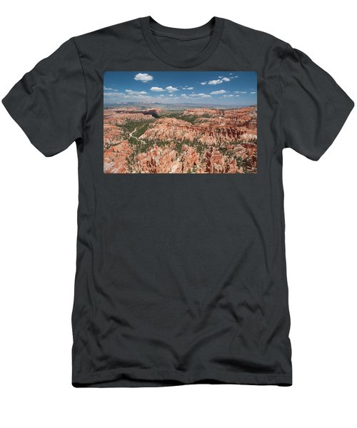 Bryce Canyon Trail Men's T-Shirt (Athletic Fit)