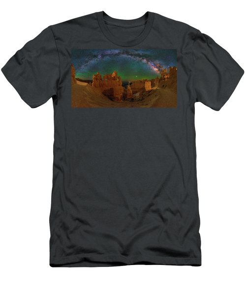 Bryce Panorama Men's T-Shirt (Athletic Fit)