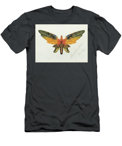 Butterfly, 1890 Men's T-Shirt (Athletic Fit)