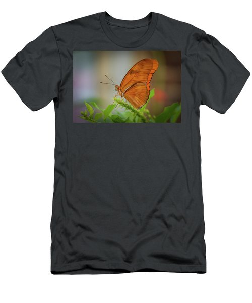 Butterfly, Delicate Wings... Men's T-Shirt (Athletic Fit)