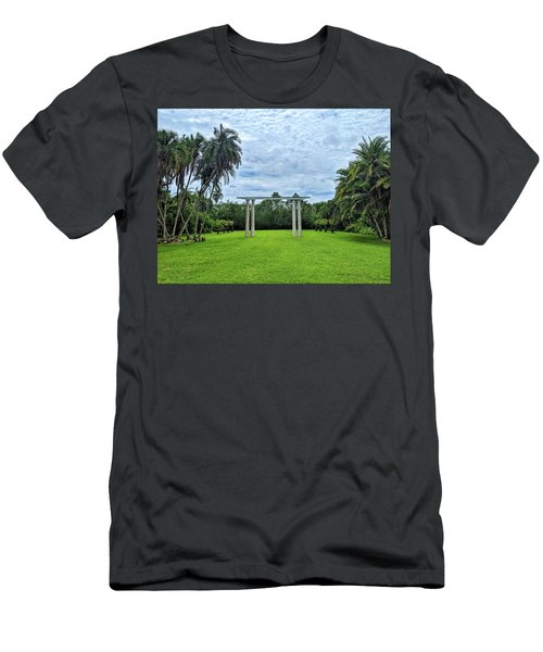 Can You See Your Future? Men's T-Shirt (Athletic Fit)