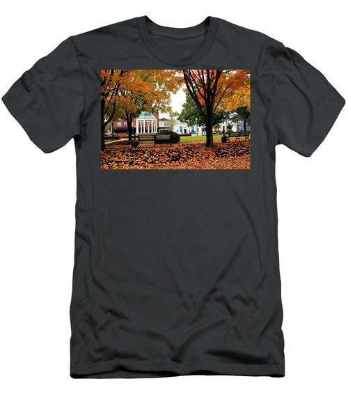 Candy Corn Men's T-Shirt (Athletic Fit)