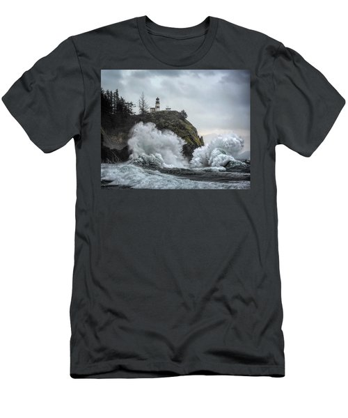 Cape Disappointment Chaos Men's T-Shirt (Athletic Fit)