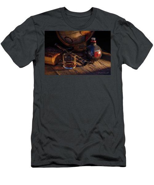 Captain Morgan Men's T-Shirt (Athletic Fit)