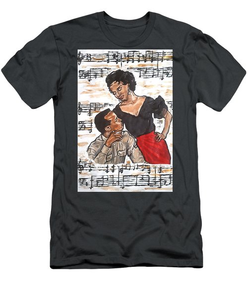 Carmen Jones - That's Love Men's T-Shirt (Athletic Fit)