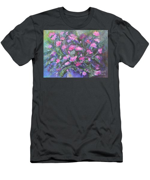 Carnations Men's T-Shirt (Athletic Fit)
