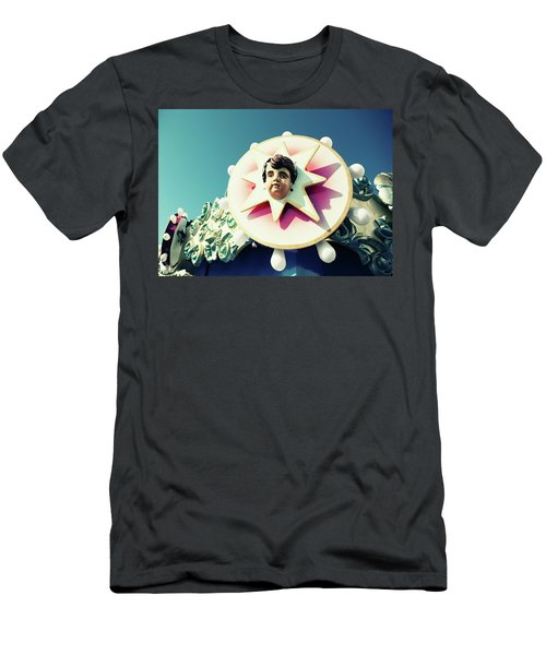 Carousel Boy Men's T-Shirt (Athletic Fit)