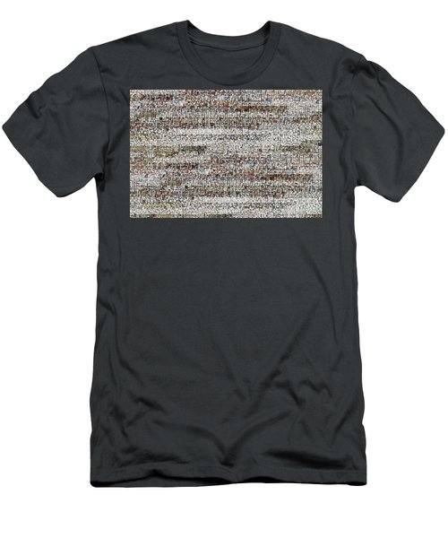 Cataloged Moments Men's T-Shirt (Athletic Fit)