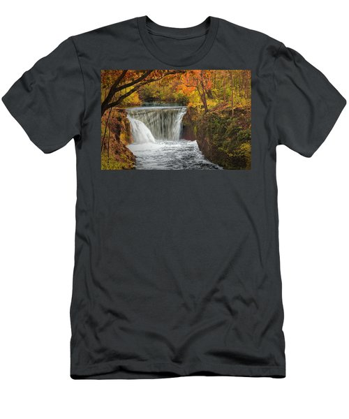 Cedarville Falls Men's T-Shirt (Athletic Fit)