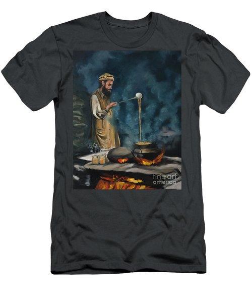 Chai Wala Men's T-Shirt (Athletic Fit)