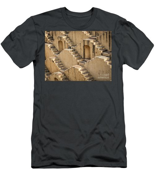Chand Baori Men's T-Shirt (Athletic Fit)