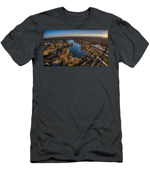 Chaparral Lake Men's T-Shirt (Athletic Fit)