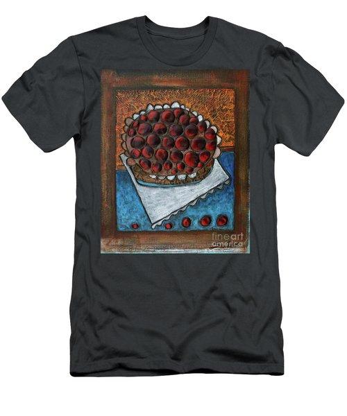 Cherry Pie Men's T-Shirt (Athletic Fit)
