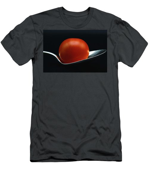 Cherry Tomato Men's T-Shirt (Athletic Fit)