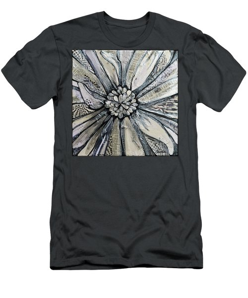 Chrysanthemum Men's T-Shirt (Athletic Fit)