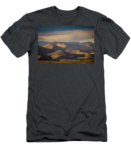 Chupadera Mountains II Men's T-Shirt (Athletic Fit)