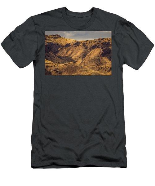 Chupadera Mountains Men's T-Shirt (Athletic Fit)