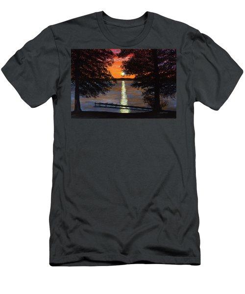 Cindy Beuoy - Lake Maxinkuckee Men's T-Shirt (Athletic Fit)