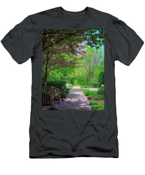 City Oasis Men's T-Shirt (Athletic Fit)
